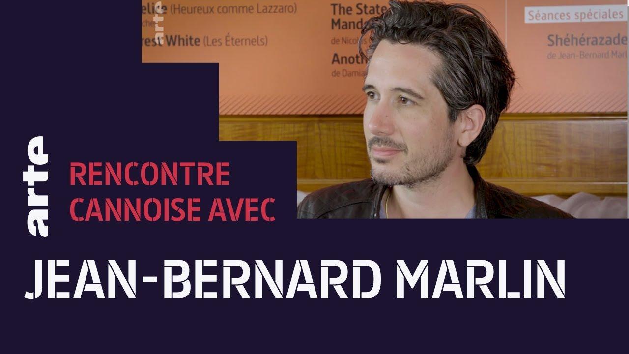 Shéhérazade | Rencontre avec Jean-Bernard Marlin | Cannes 2018 | ARTE Cinéma