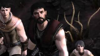 Dragon Age 2 Demo gameplay full - ITA - HD