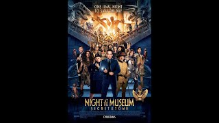 Night At The Museum 3: Secret of the Tomb - Movie Review