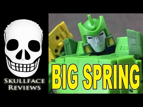 Transformers 3rd Party Open Play Big Spring (Springer)