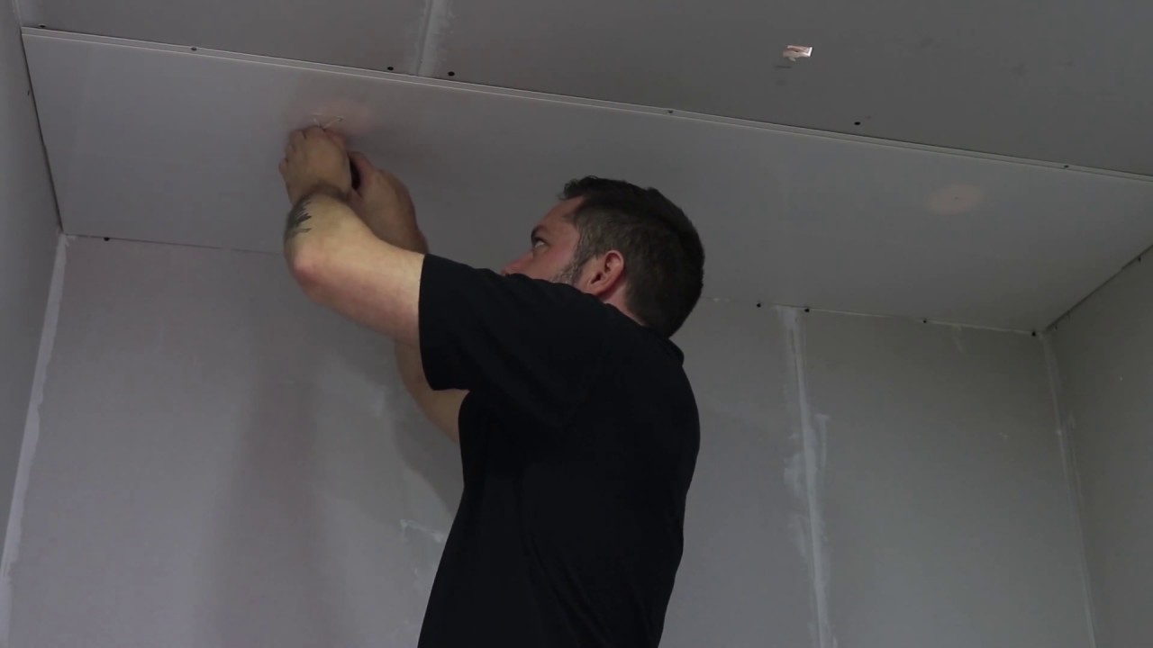 Pvc Ceiling Panels Cladding Installation Youtube