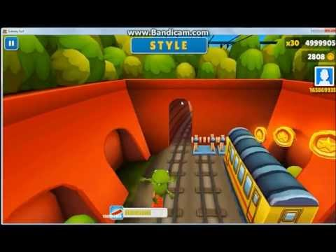Subway Surfers Android игры без