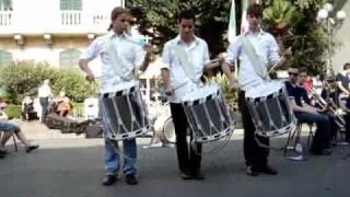 Jungmusik KRT & Tambouren der Knabenmusik der Stadt Zürich