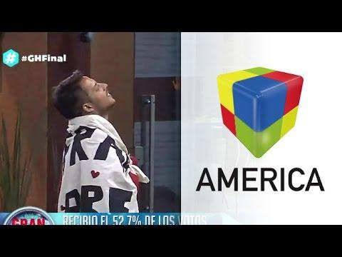 Francisco Delgado podría desembarcar como conductor en la pantalla de América