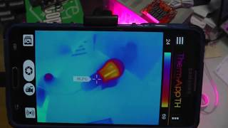 Тест лампы Uniel для растений. Спектр фитолампы и температура нагрева.
