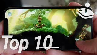 Top 10 Apple Arcade Games!