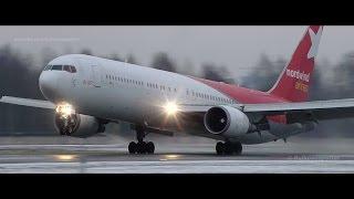 видео Чартерные рейсы авиакомпании TAM Airlines