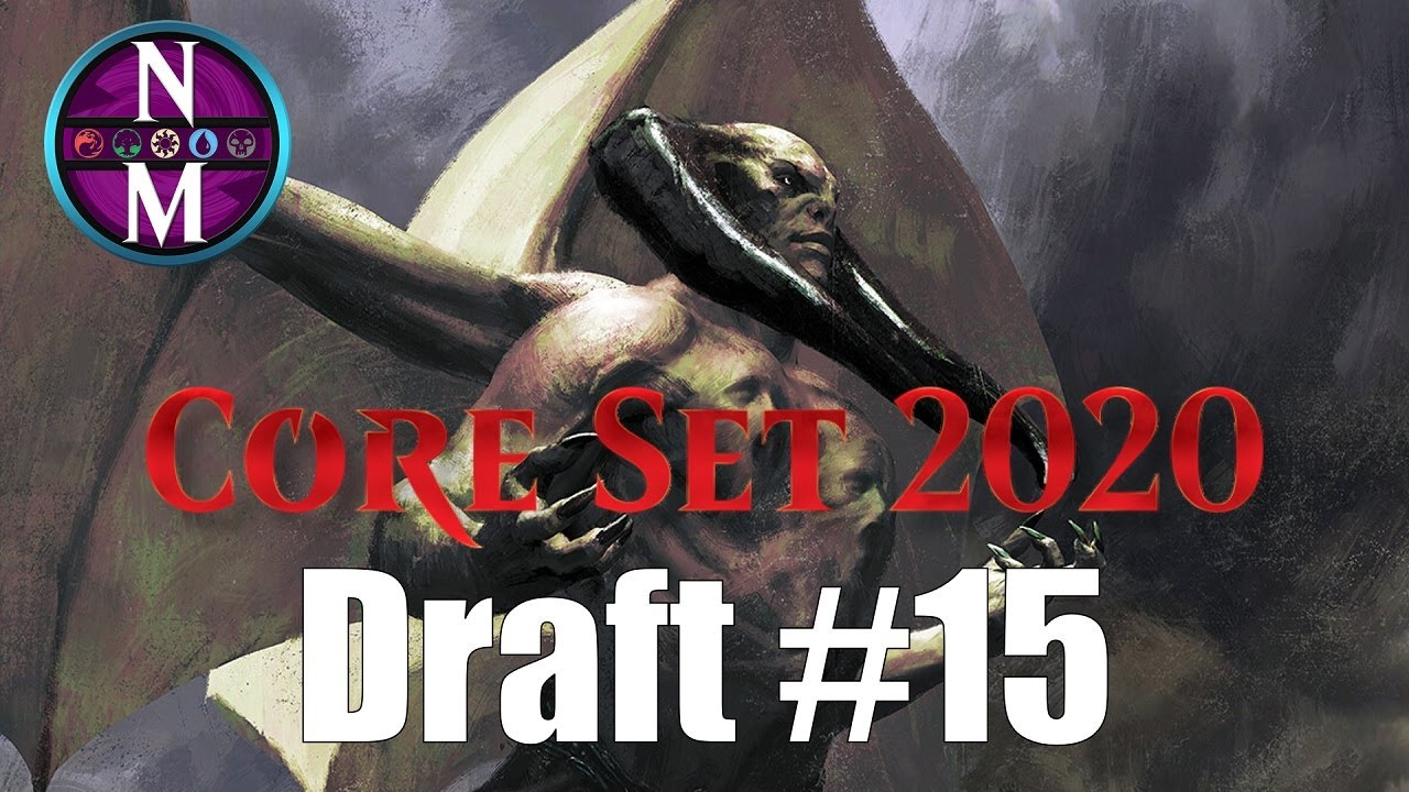 Core Set 2020 Draft #15 | MTG Arena Ranked Draft