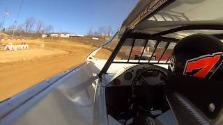 14 Year Old Calvin Endicott Dirt Late Model