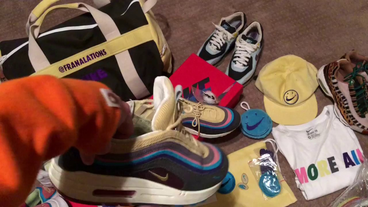 6e3efbb966 Sean 97/1 Release Day!! Happy Air Max Day - YouTube