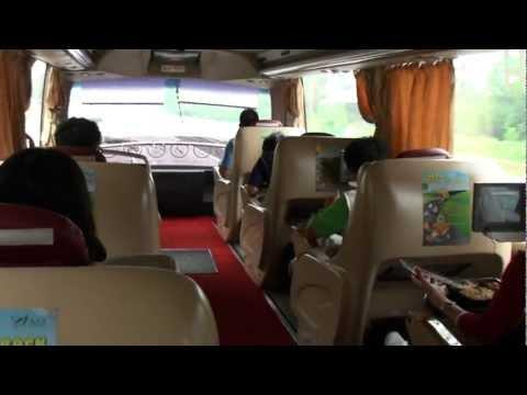 Kuala lumpur to singapore luxury bus ride