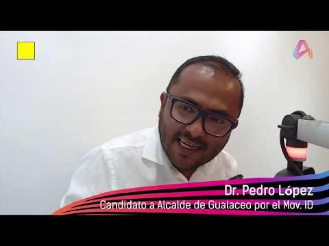 Entrevista: Dr. Pedro López - Candidato a la Alcaldia de Gualaceo.