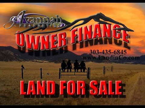 (#91) 5 Acre South Park Fishing Land For Sale By Owner Finance | Park County Colorado Mountains |