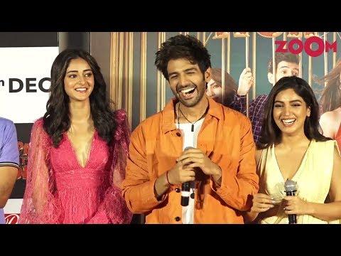 Pati Patni Aur Woh trailer launch | Kartik Aaryan, Ananya Panday & Bhumi Pednekar | Bolly Quickie Mp3