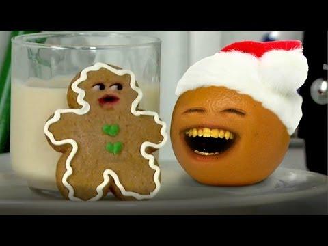 Annoying Orange - Ginger Man
