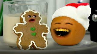 Annoying Orange - Ginger Man