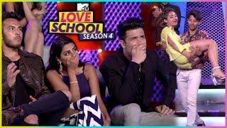 MTV Love School CRAZY Judgement Night | Romantic Beach Task