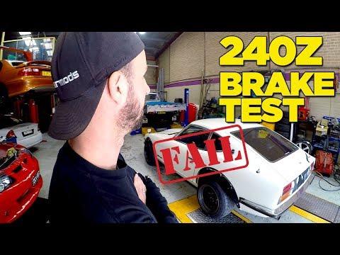 RB26 240Z - Making It Legal