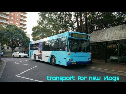 Transport for NSW Vlog No.1016 Strathfield Buses