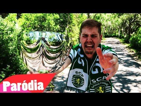 CHAMPIONS XAU SPORTING | PARÓDIA La Casa De Papel - Bella Ciao