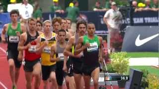 2012 USA Track and Field Olympic Trials - Mens 1500m