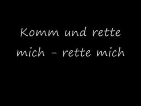 Tokio-Hotel-Rette Mich-Lyrics