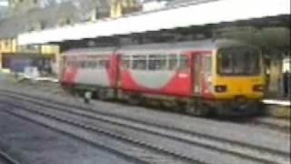 Trains at Lincoln Central 11/12/2007 Part 1