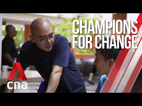 CNA | Champions for Change | Improving Nutrition For The Elderly In Singapore