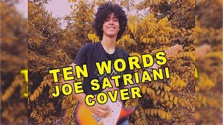 Baixar TEN WORDS - JOE SATRIANI - COVER BY IGOR SILVA