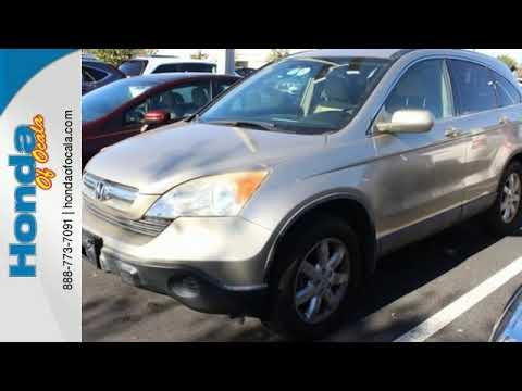 Used 2007 Honda CR-V Ocala, FL #I133929A