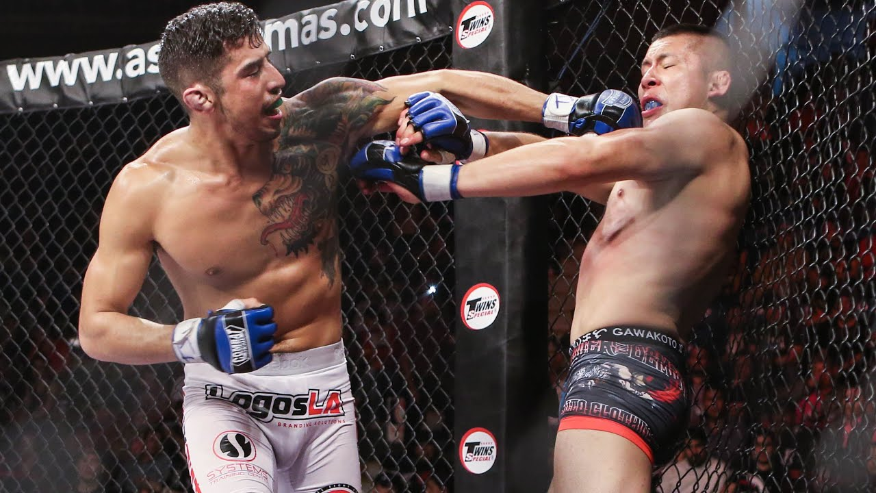 Erick Gonzalez vs Marco Antonio Elpidio (English) Full Fight | MMA | Combate 12