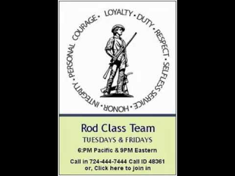 Rod Class - The Driver's License Issue Taken Beyond The Driver's License......