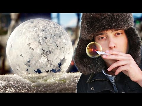 Download Youtube: I Tried To Master The Ice Bubble