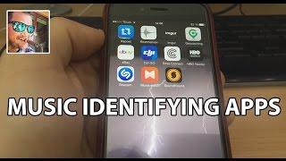 Music Identifying Apps [SHAZAM] [MUSIXMATCH] [SOUNDHOUND] // English screenshot 5