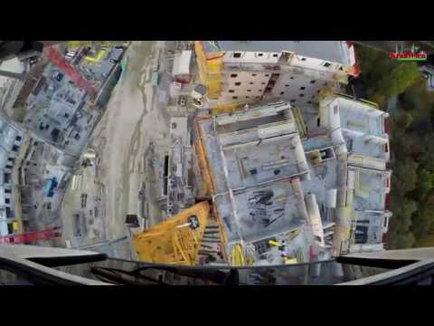 The daily work of a Tower Crane Operator
