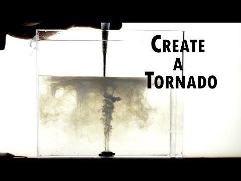 How to create a Mini Tornado   Shanks FX   PBS Digital Studios