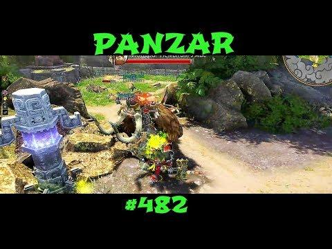 видео: panzar - 4-ый остров за золотом (танк, ПВЕ)#482