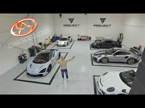 How to apply Paint Protection Film to a Supercar - Project Wrap PPF
