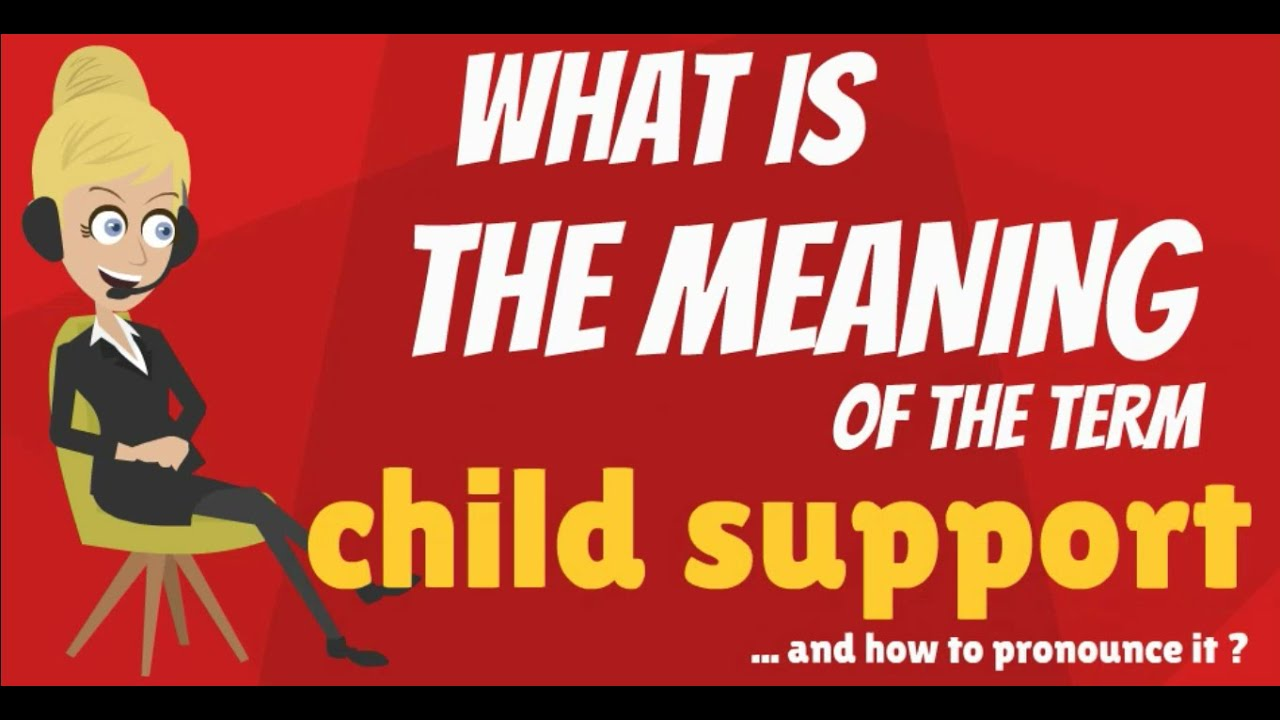 Child Support - Oregon Department of Justice