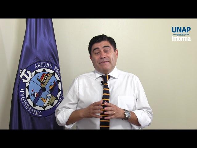 [ UNAP INFORMA ] Mensaje del Rector sobre crisis sanitaria por COVID-19 CORONA VIRUS