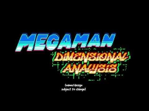 Mega Man Dimensional