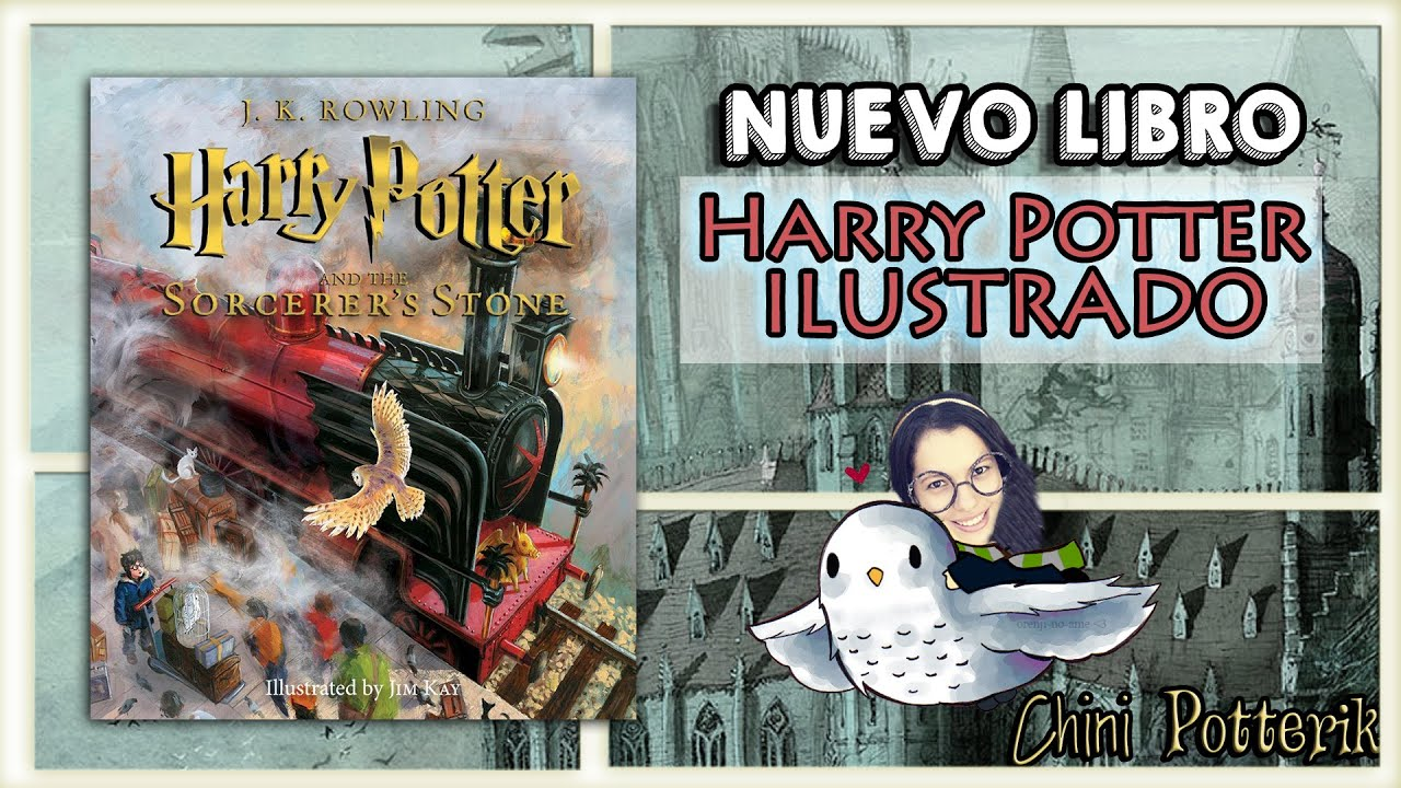 Libros De Harry Potter Online Nuevo Libro Harry Potter Edición Ilustrada Youtube