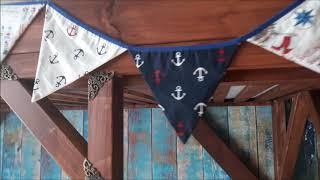 Детская комната в морском пиратском стиле/Идеи интерьера в морском стиле