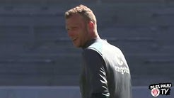 Training am Millerntor | FC St. Pauli TV