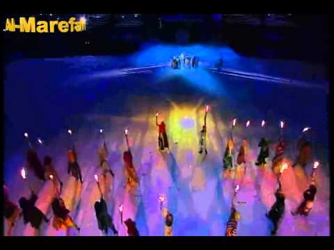 Arab Games Doha 2011 Opening Ceremony [2-2]