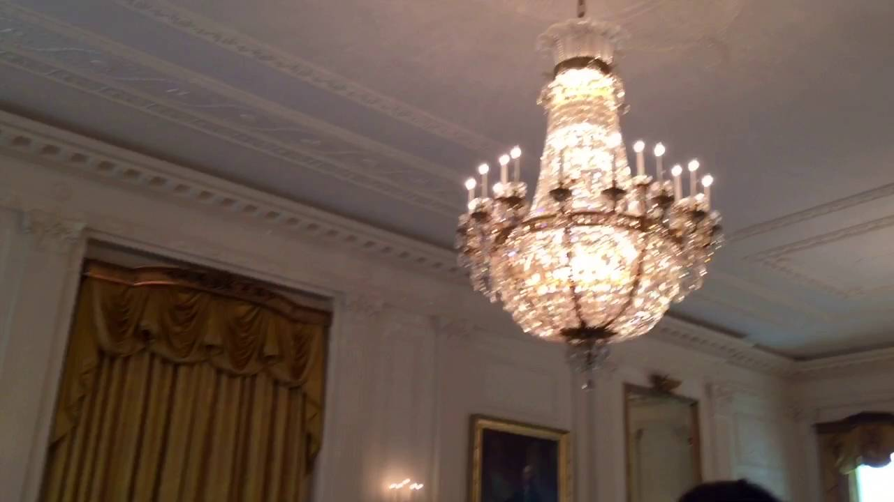A tour through The White House YouTube