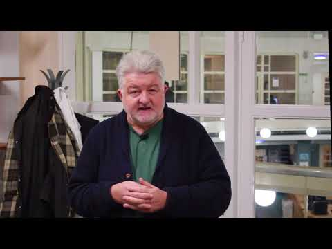 Intro to Donny O'Rourke: Writing Adviser with the Royal Literary Fund