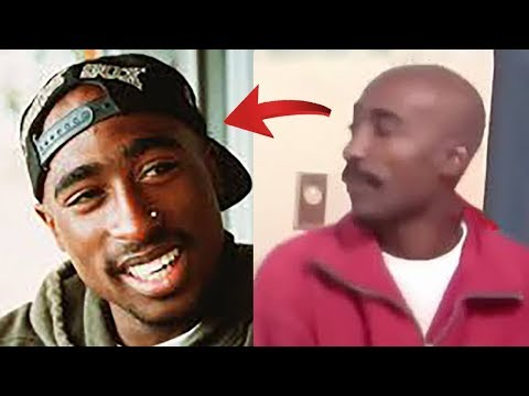 Tupac Filmed ALIVE In Malaysia