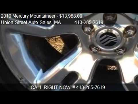 2010 mercury mountaineer awd 4dr premier for sale in west youtube. Black Bedroom Furniture Sets. Home Design Ideas