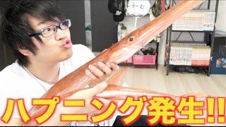 【悲劇!!】巨大魚さばいたらハプニング発生!!